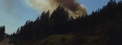Kelowna 2015 wildfire