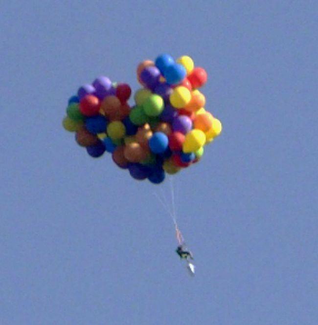 Calgary 'Balloon Man' charged…
