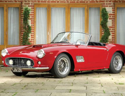The 10 most beautiful Ferrari models ever