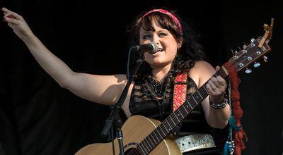 Brea Lawrenson performing on the Canadian Stage at Bluesfest in Ottawa, Ont. on Friday July 10, 2015. Errol McGihon/Ottawa Sun/Postmedia Network