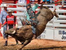 2015 Stampede Rodeo : Day Nine_39