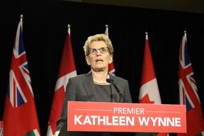 Premier Kathleen Wynne. (Toronto Sun files)