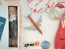 Airline memorabilia
