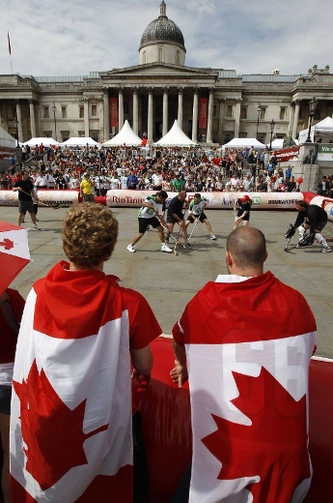 Canada Day England