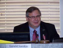 County Mayor Gerald Soroka. (File photo)