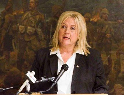 MP Susan Truppe (DEREK RUTTAN, The London Free Press)