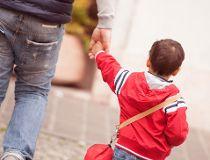 Custody battle leaves lonely son in its wake