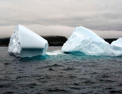 Newfoundland iceberg