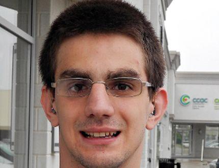 Brandon Van Wyk (Expositor photo)