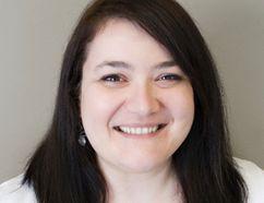Svjetlana Mlinarevic is the outgoing news reporter.