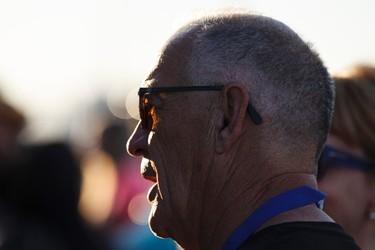 Big Valley Jamboree 2015 producer Larry Werner is seen at the Molson Canadian Saloon in Camrose, Alta. on Thursday July 30, 2015. Ian Kucerak/Edmonton Sun/Postmedia Network
