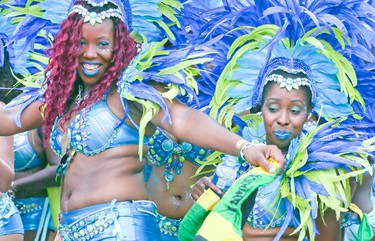 Scotiabank Toronto Caribbean Carnival on Saturday August 1, 2015. Veronica Henri/Toronto Sun/Postmedia Network