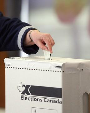 WSRfederal ballot box