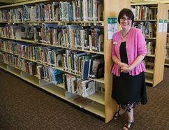 London Public Library chief executive Susanna Hubbard Krimmer. (DEREK RUTTAN, The London Free Press)