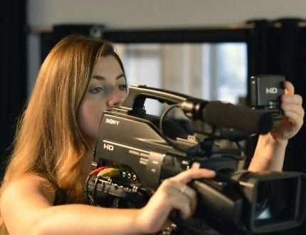 Melissa Smith of MAS Acting Studios.