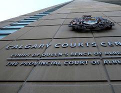 Calgary Court Centre. Stuart Dryden photo/Calgary Sun file
