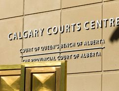 Calgary Courts Centre. Lyle Aspinall/Calgary Sun file