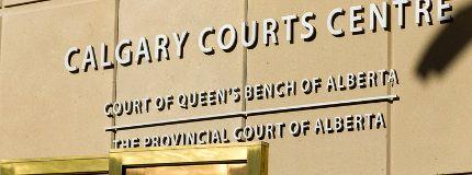 Calgary court house