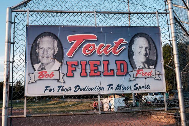 Tout Field, home of the Kincardine Cubs. (STEVEN GOETZ/KINCARDINE NEWS)