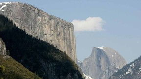 Yosemite Valley.   REUTERS/Darrin Zammit