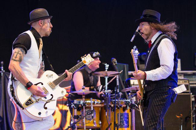 2015 Edmonton Rock Music Festival