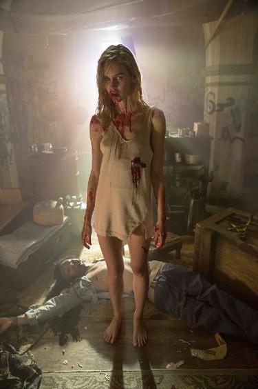 Lexi Johnson as Gloria in Fear the Walking Dead. (Justin Lubin/AMC)