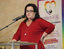 """Rosie O'Donnell (<A HREF=""""http://www.wenn.com"""" TARGET=""""newwindow"""">WENN.COM</a>)"""