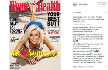 Julianne Hough (Instagram)