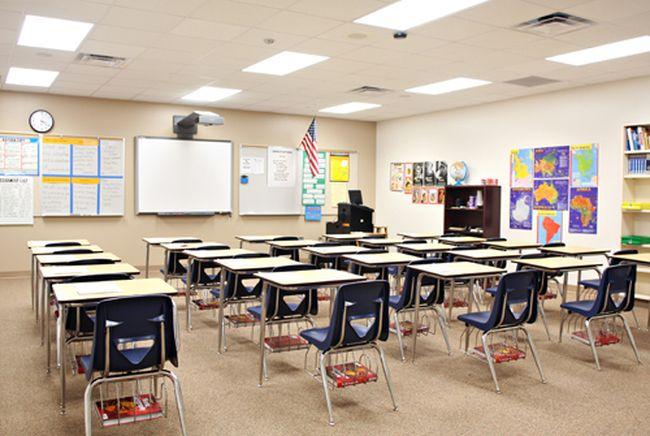Classroom Lighting Design Standards ~ Mackay teachers goodwill won t return the belleville