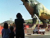 The world's largest dinosaur