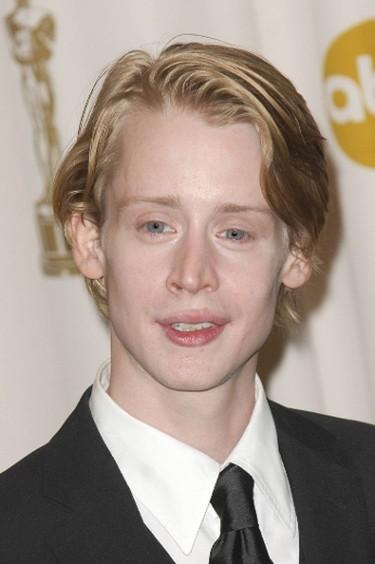 2010: Macaulay Culkin at the 82nd Annual Academy Awards in Los Angeles, California. (Apega/WENN.COM)