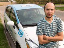 Cab driver Safou Ranna reacist assault