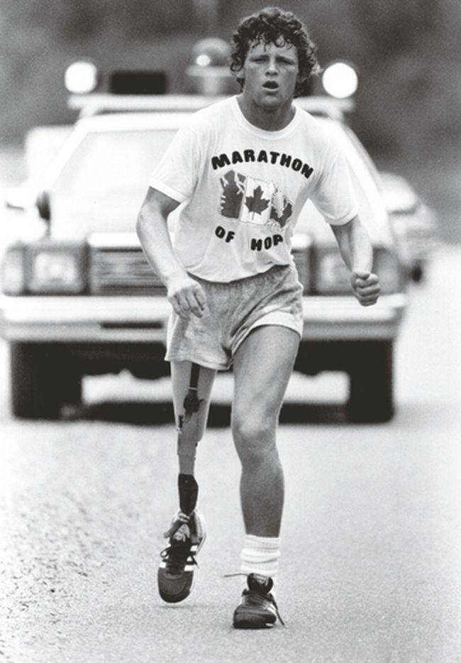 Terry Fox Run Returns To High River