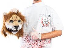 The 'lion-killing dentist' costume.