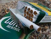 Menthol cigarettes.