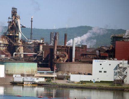 Essar Steel Algoma, Sault Ste. Marie