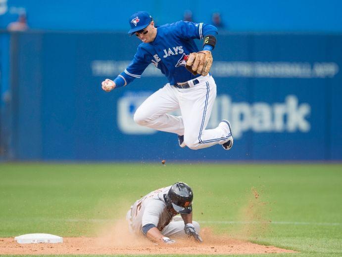 Blue Jays Shortstop Troy