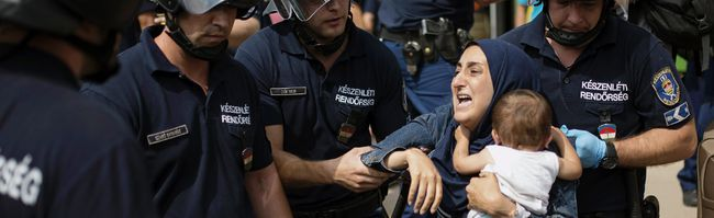 Hungary migrant 2015
