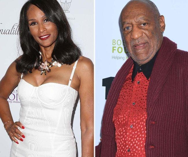 """Beverly Johnson and Bill Cosby (<A HREF=""""http://www.wenn.com"""" TARGET=""""newwindow"""">WENN.COM</a>)"""