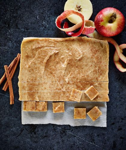 Freezer Apple Cinnamon Fudge