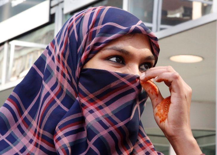 raheel raza niqab burka canada