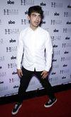 "Joe Jonas, seen here in Las Vegas in July, has formed a new band with three friends. (<A HREF=""http://www.wenn.com"" TARGET=""newwindow"">WENN.COM</a>)"