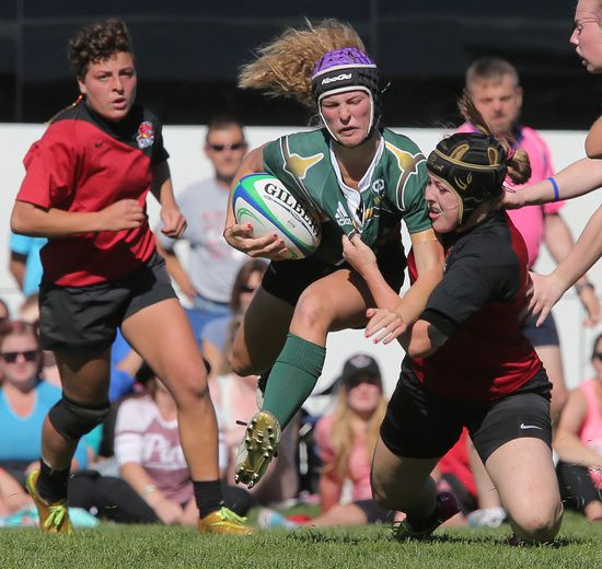 Other Team Sports: Calgary Dinos Women's Rugby Team Tops Alberta Pandas
