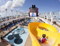 Disney Dream cruise ship. (Jimmy DeFlippo/COURTESY DISNEY CRUISE LINE)