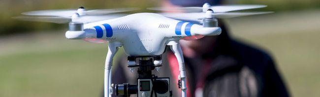 drone calgary