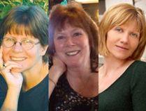 The three women found murdered in Eastern Ontario on Tuesday, Sept. 22, 2015. Nathalie Warmerdam, Carol Culleton and Anastasia Kuzyk