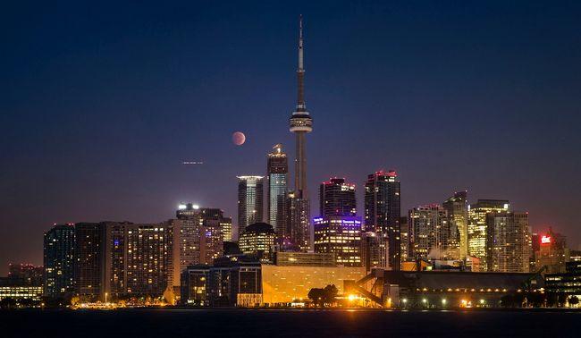 blood moon eclipse toronto - photo #5