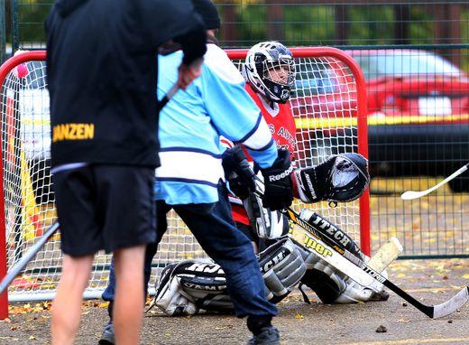 Rotary Club Of Edmonton Whyte Avenue Hosts 5th Annual Hockey Night