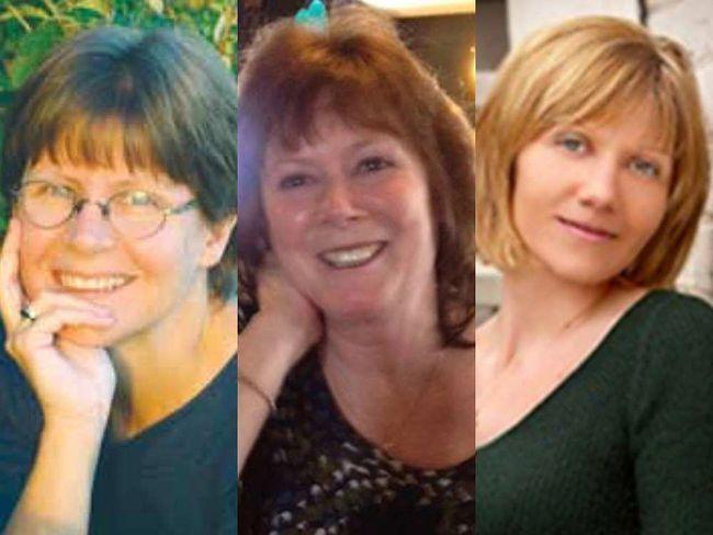 Nathalie Warmerdam, Carol Culleton and Anastasia Kuzyk were found murdered in Renfrew County on Tuesday, Sept. 22, 2015.