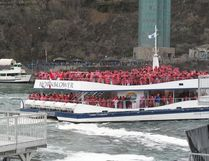 Niagara Falls boat cruise. (Postmedia Network)